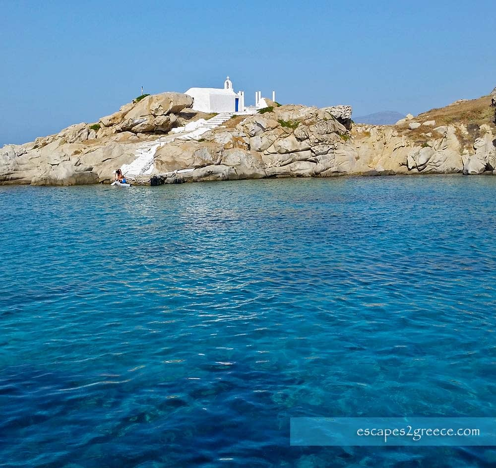 Parthena, Naxos