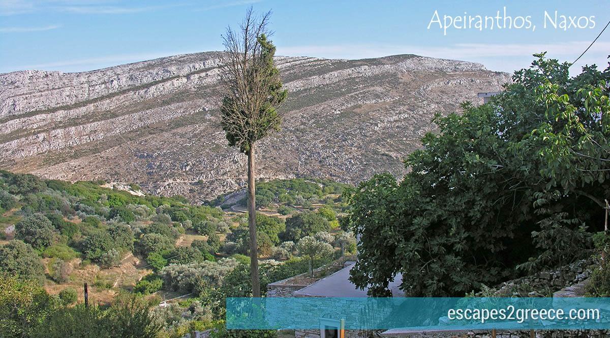 Apeiranthos, Naxos. A fantastic hiking tour